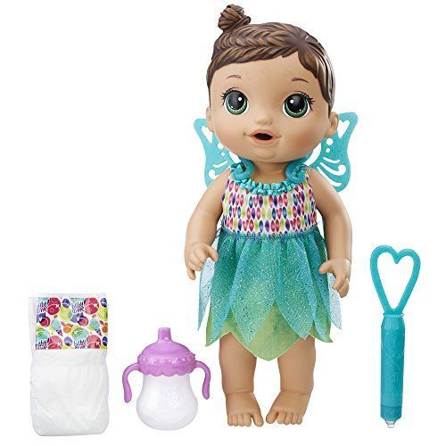 Baby Alive Face Paint Fairy (Brunette) Baby Alive