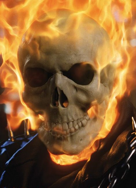 Image - Ghost-rider-skull-l.jpg - Ghost Rider Movies Wiki