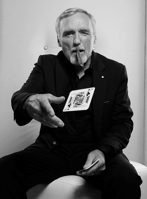 """It takes more than going down to the video store and renting 'Easy Rider' to be a rebel."" ~ Dennis Hopper"