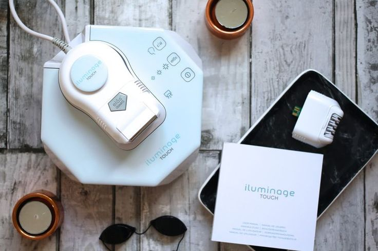 Scientific At-Home Laser Treatments - The IluminageTOUCH is a Permanent Laser Hair Removal Device (GALLERY)