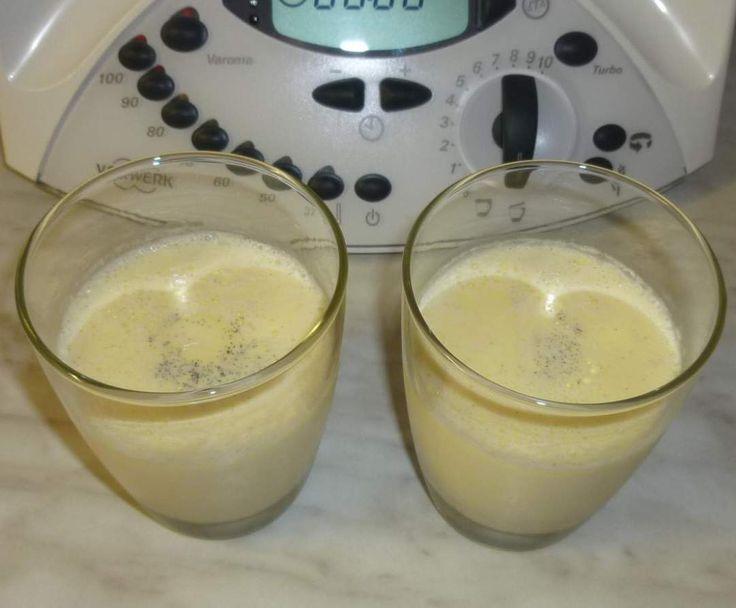 Rezept Panna Cotta von mephistoline - Rezept der Kategorie Desserts