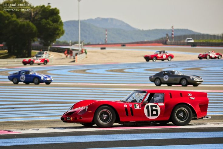 The Ten Thousand Tours of the 2015 Castellet Paul Ricard