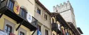Guided walking tour of Medieval Arezzo: the great times of the city
