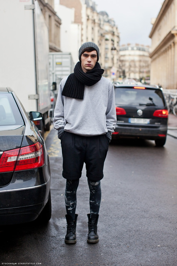 Legwear Fashion For Men: Outfit of the Week #93