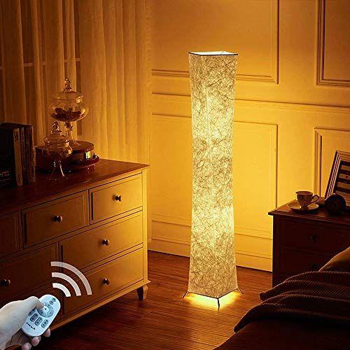 lvyuan Lampadaire Design Moderne Lampe de Sol Abat-jour en ...