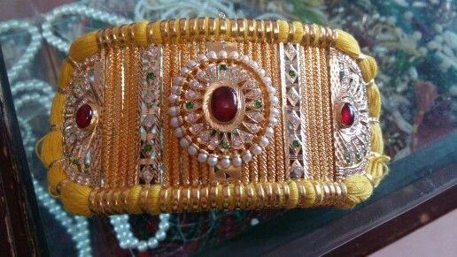 Rajputi jewellery baju band