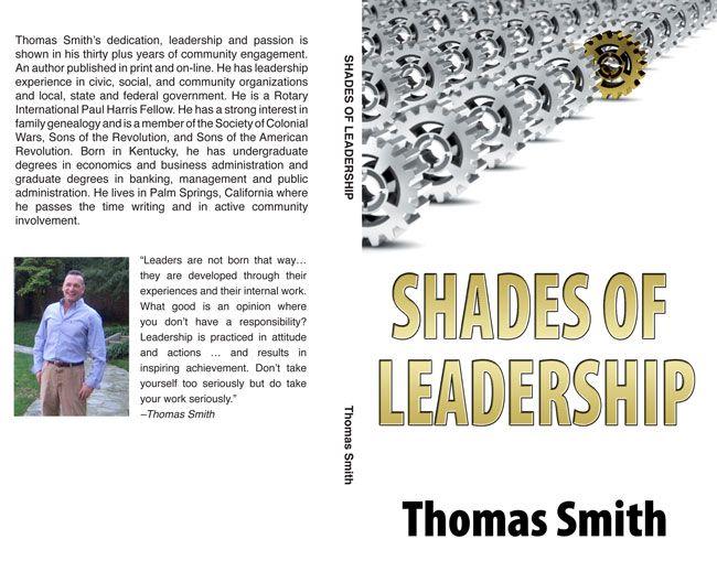 Leadership print cover