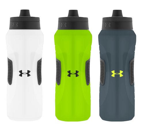 how to open under armour water bottle