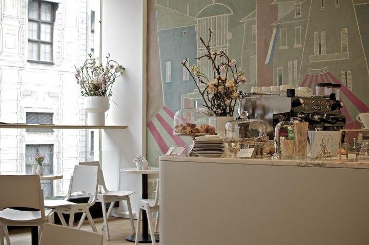 Stereo Cafe || Café & Mittagessen