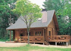 Cottage Kits With Prices | Log Cabin Kit Homes . . . Kozy Cabin Kits!
