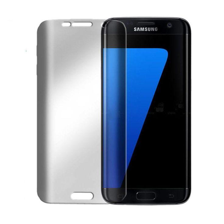 *CP*  Pellicola protettiva curva per Samsung Galaxy S7 Edge G935 -x1-