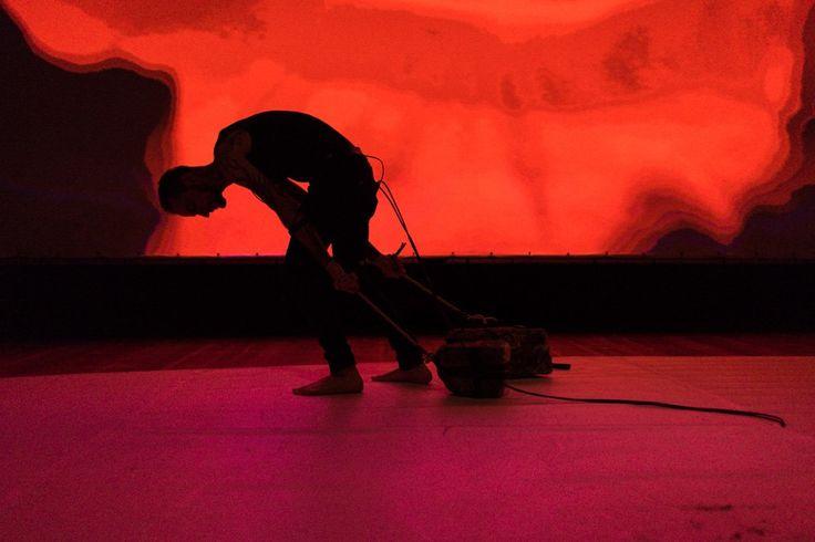 Marco Donnarumma - Hypo Chrysos Body Art Sound Art Spatial Sound