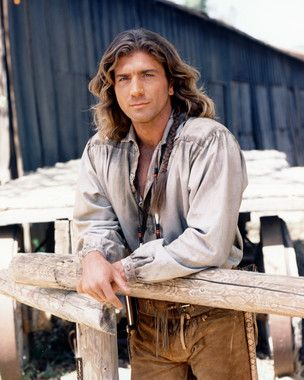 "Joe Lando. Who doesn't remember Sully from ""Dr. Quinn""? C'mon."