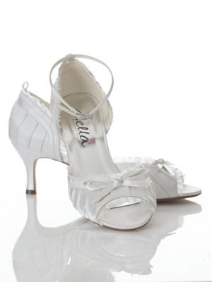 Kim - Is one of the most popular Anelle wedding shoe