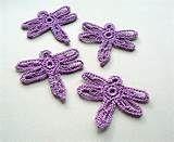Crochet Applique Patterns - Free
