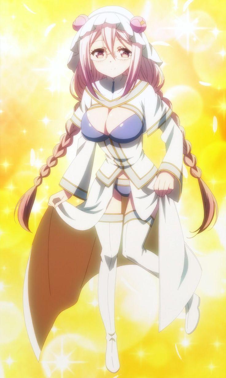 Botan Kumegawa Anne Happy Unhappy kyaaa~