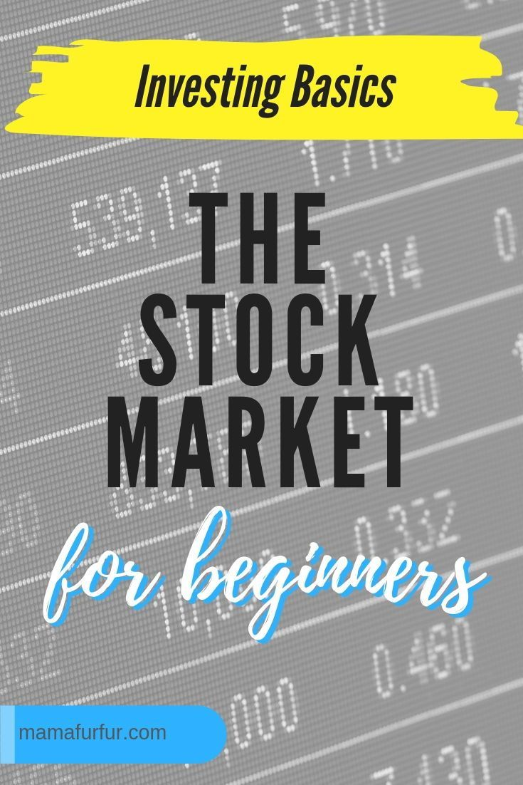 Stock Market For Beginners Investing Basics Uk In 2020 With