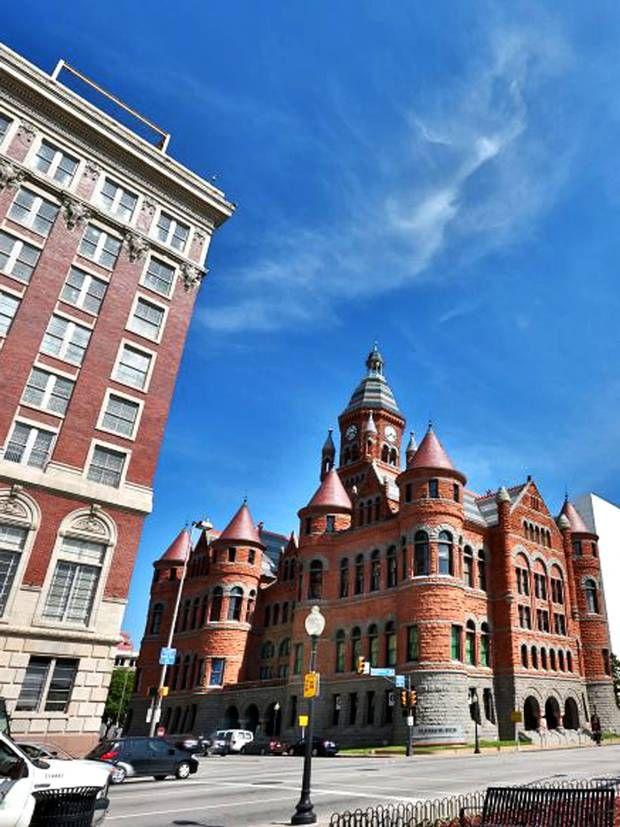 Old Courthouse, Dallas, Texas, USA