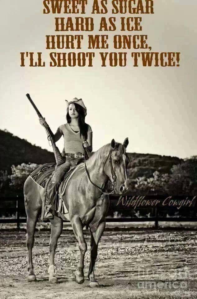 Country redneck girl