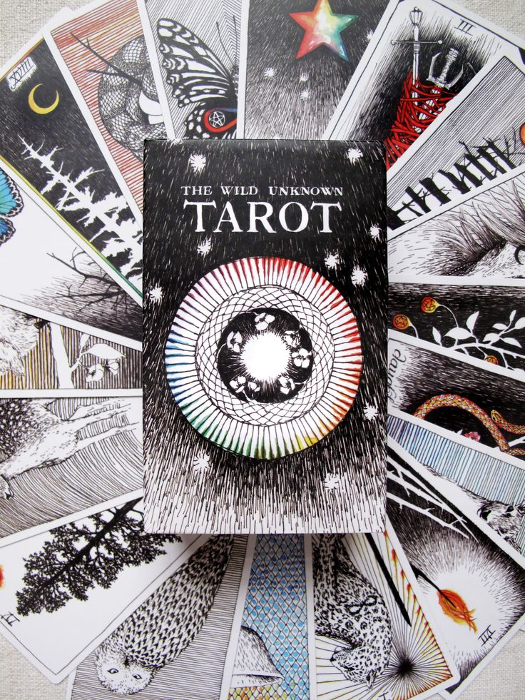 Beautiful Tarot Deck