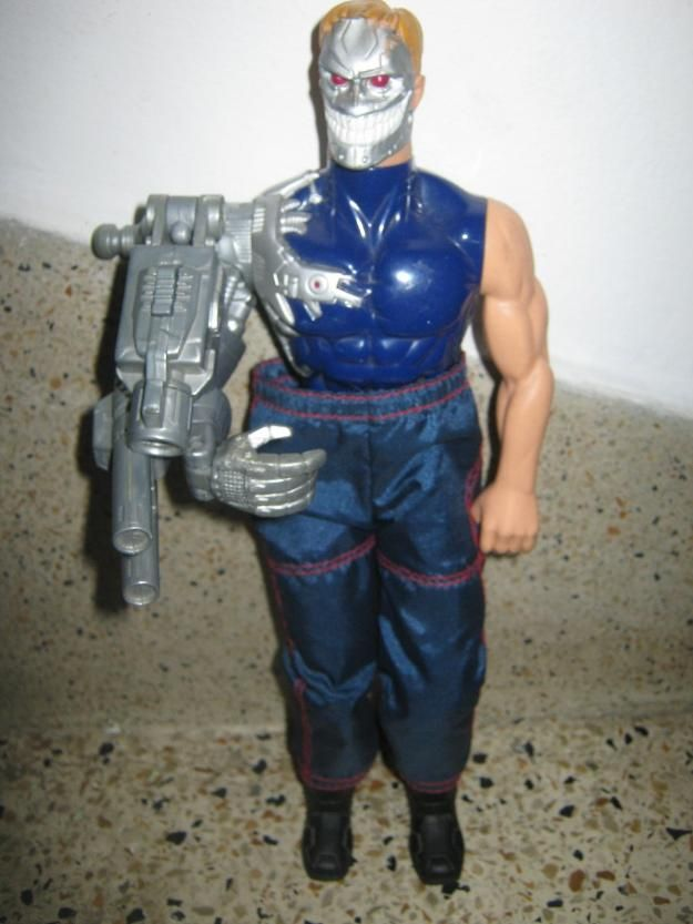 Bonecos Max Steel anos 90 Raridade c/acessorios - Brinquedos