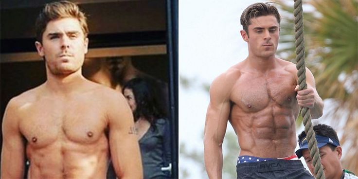 Here's The Insane Diet Zac Efron Followed To Get Ripped For 'Baywatch'