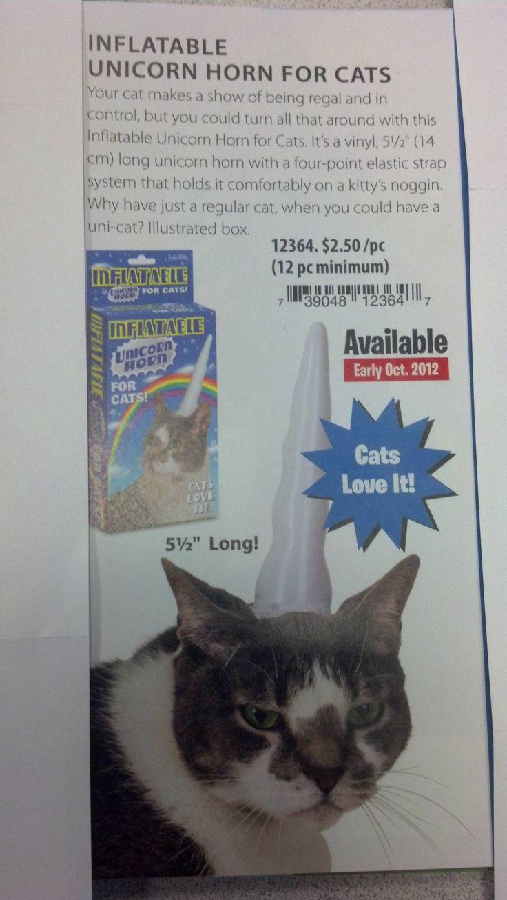 Cats Love It! : )