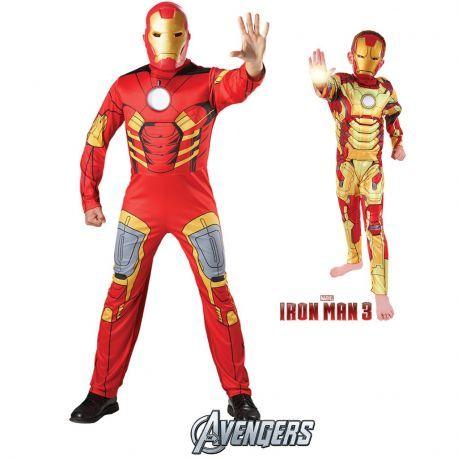 #Disfraz de #Iron #Man para adulto Perfecto para tus fiestas, mercadisfraces tú #tienda de #disfraces #online