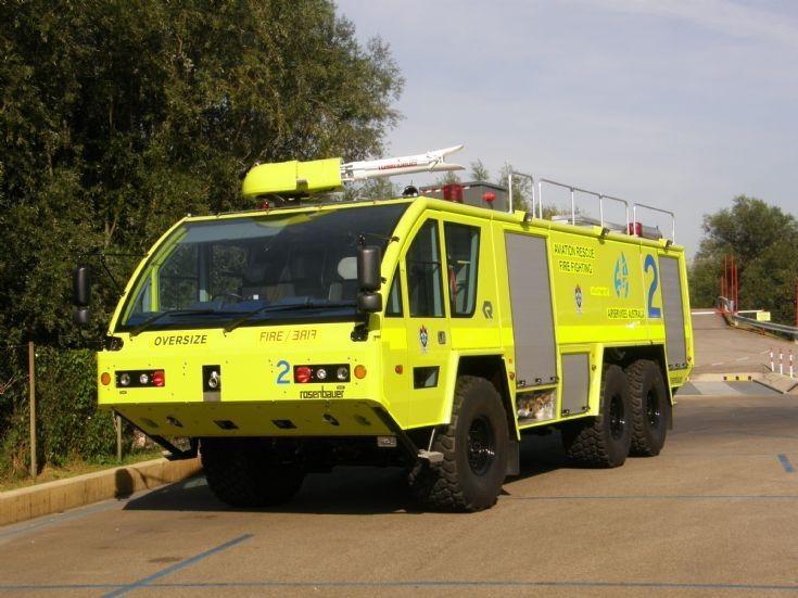 Rosenbauer Panther 6x6. Ideas de bombero Pinterest