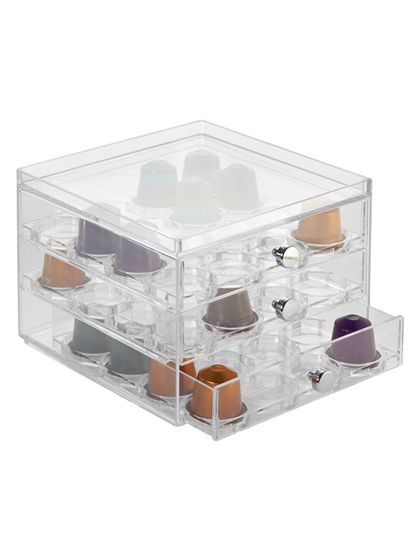 3-Drawer Coffee Capsule Place Storage by Interdesign at Gilt
