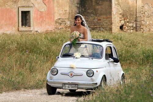 An Italian wedding?