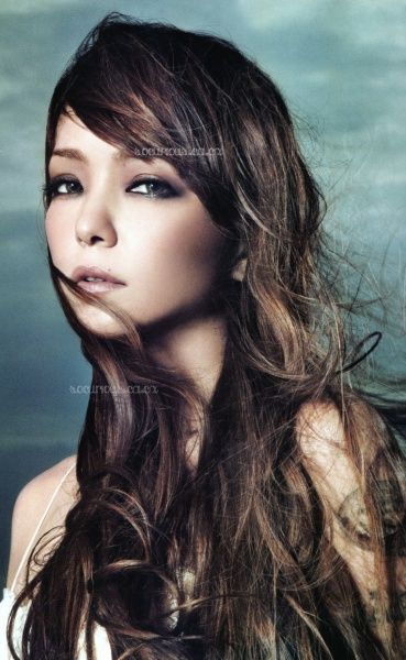 Namie Amuro / Photobooks / 2012 - The Face