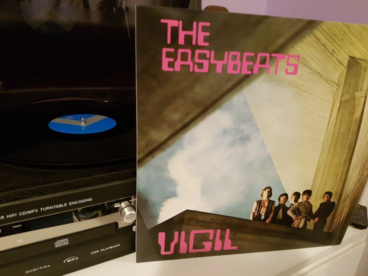 Easybeats - Vigil (Record Store Day 2017 release).