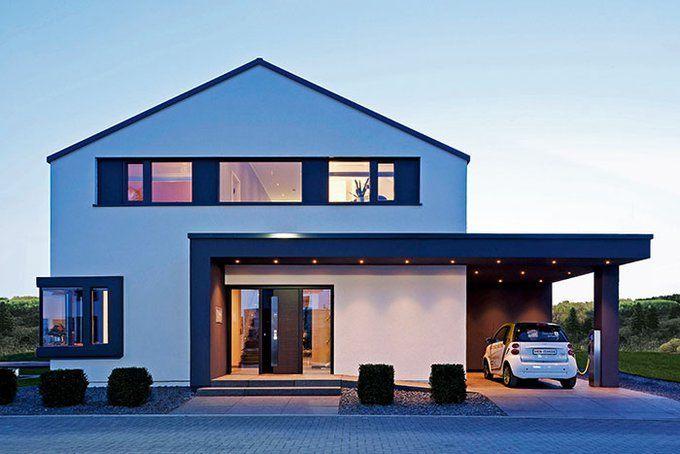 Fotos Bien Zenker Gmbh In 2020 Facade House House Exterior Carport Designs