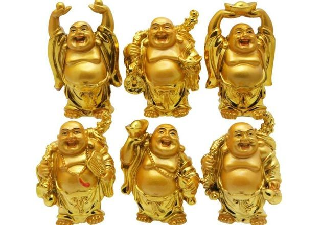 1) Laughing Buddha playing with children (usually five in number) It symbolizes good fortune coming from heavens. It also brings good luck and positive ...