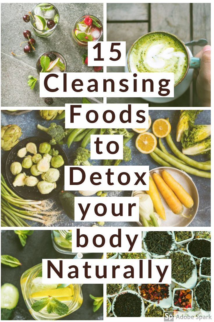 detox foods and drinks, healthy detox cleanse weightloss
