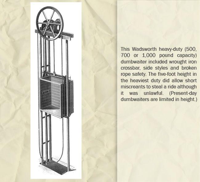 Dumbwaiter Barn Conversion Design Pinterest Swift