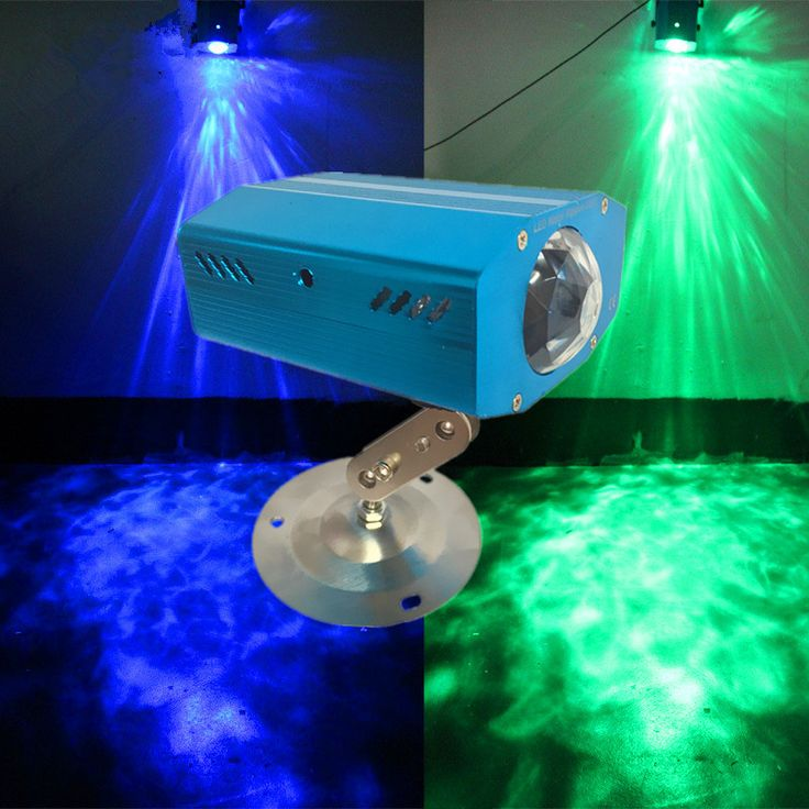 Professional 10W Colorful LED Water Wave Flowing Effect <b>Stage</b> ...