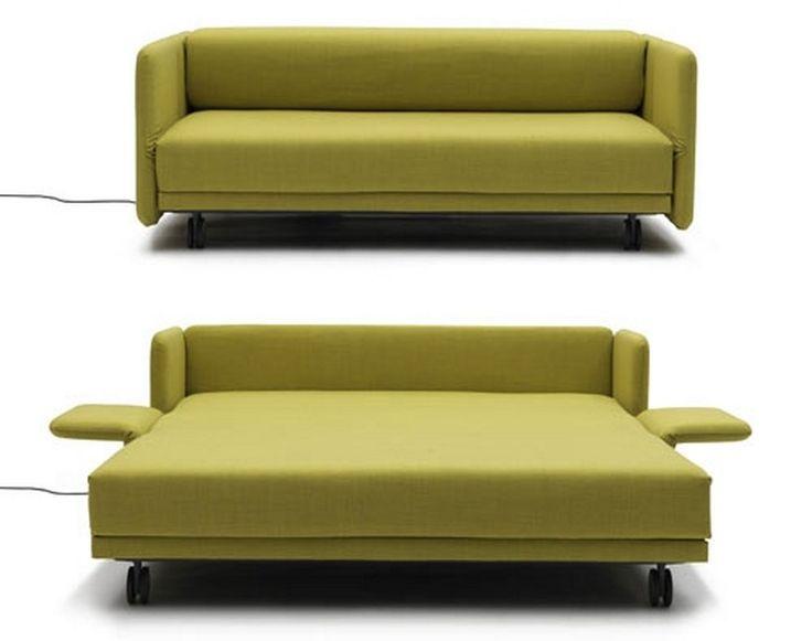 Зеленый диван-кровати Идея