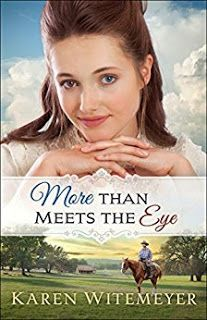C Jane Read     : Jane Reviews: More Than Meets the Eye by Karen Wit...