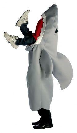 "Deguisement ""Requin Mange-Homme"" - Adulte"