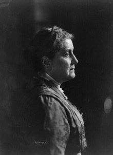 Jane Addams, founder of Hull House and Mother of Modern Social Work