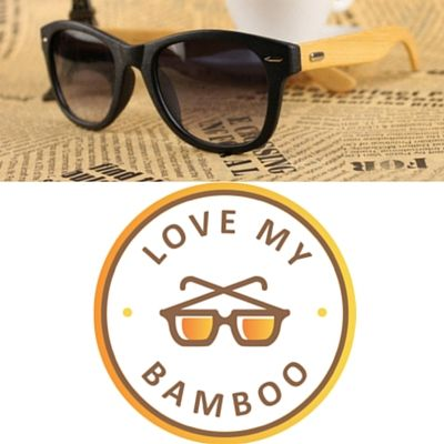 Coolest bamboo sunglasses