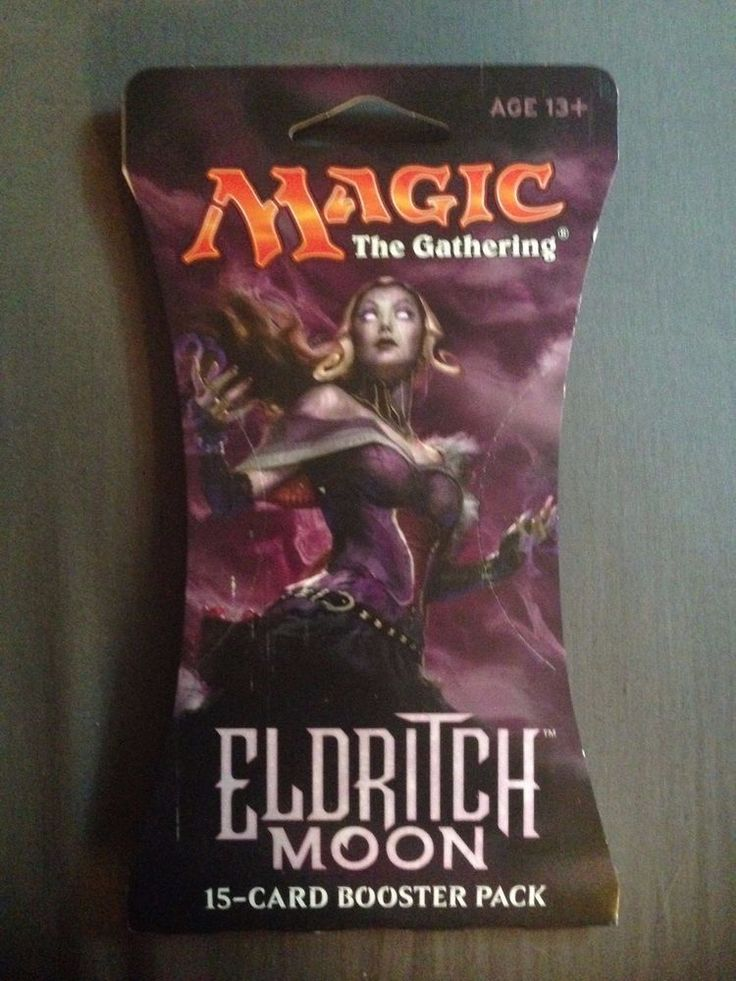 Magic the Gathering MTG Eldritch Moon English 15 Card Booster Pack #WizardsoftheCoast