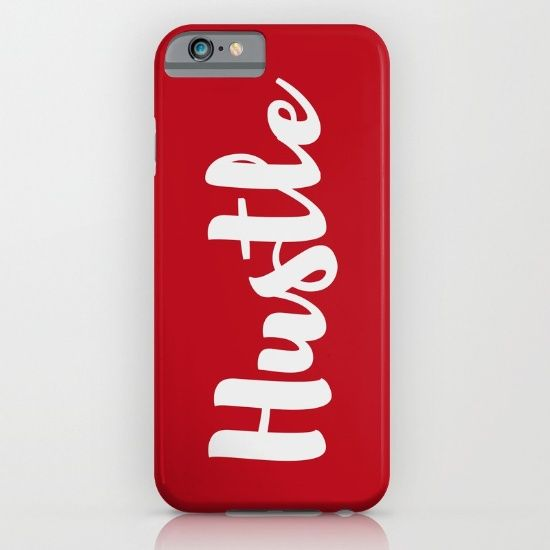 Hustle iPhone & iPod Case