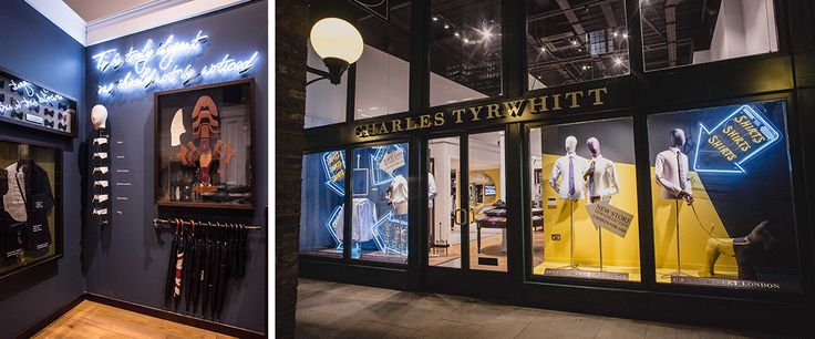Image result for charles tyrwhitt new york storefront