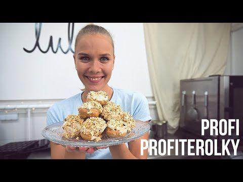 PROFI PROFITEROLKY | SLADKÁ ŠKOLA 06 - YouTube