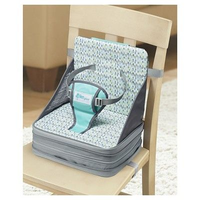 The First Years On the Go Booster Seat, Blue