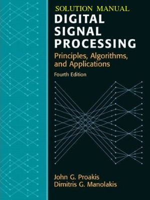The 25 best digital signal processing ideas on pinterest signal digital signal processing proakis digital signal processing proakis 4th edition digital signal processing proakis solution manual 3rd digital signal fandeluxe Image collections