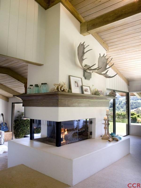 Fireplace Design 3 sided fireplace : The 25+ best 3 sided fireplace ideas on Pinterest   Modern ...